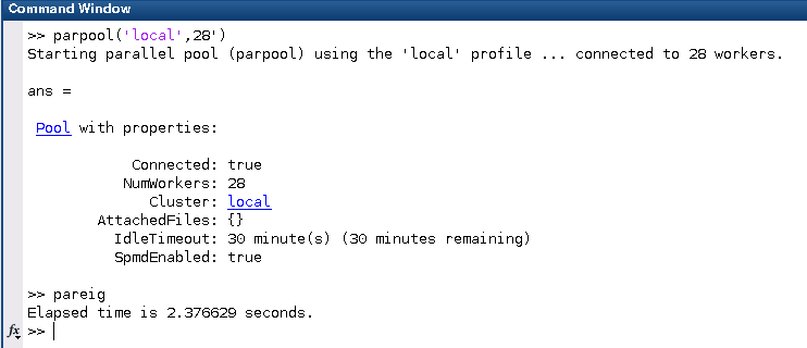 Matlab on Viper – Viper – High Performance Computing